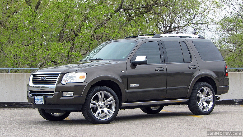 Taurus sho wheels on explorer ford explorer and ford ranger forums img publicscrutiny Images