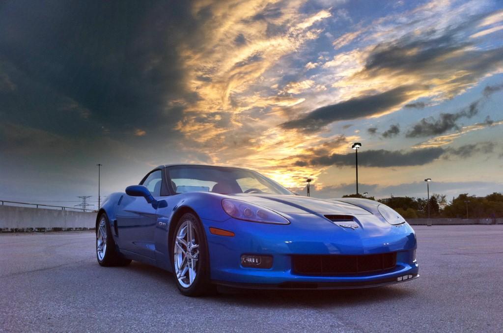2009 Chevrolet Corvette Z06 Fully Loaded Every Option